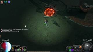 2.5.1 Skin of the Loyal Blade Vortex Pathfinder build showcase