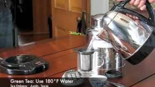 How To Make Green Tea
