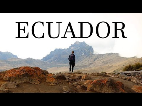 Ecuador trip Aftermovie 2018