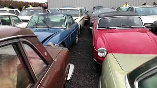 NCM 135 Classic Barn Finds Auction