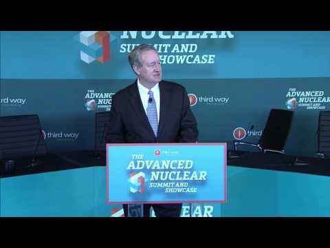 Sen. Mike Crapo at the Advanced Nuclear Summit