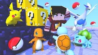 Minecraft Mods: ESCADONA - TEMOS POKEMON ‹ AM3NIC › thumbnail