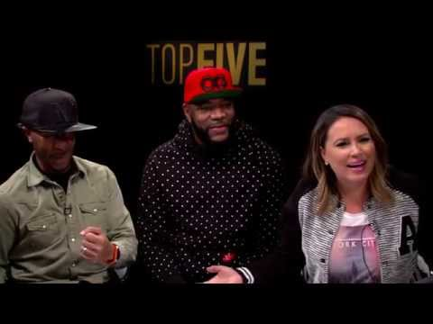 Top Five Movie - Hip Hop Roundtable