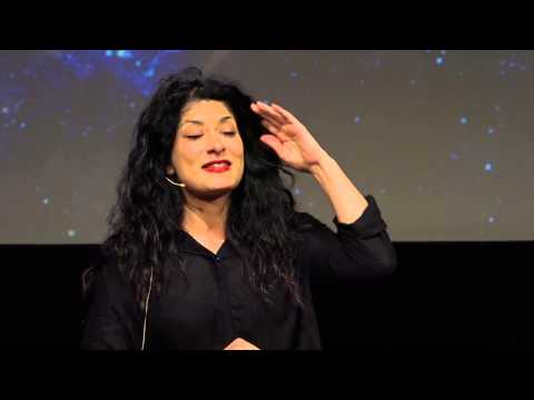 The outsider's guide to finding your creative voice | Shappi Khorsandi | TEDxAylesbury
