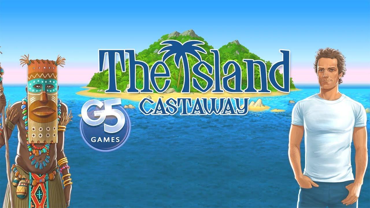 اللعبة التى اعشقها : The Island: Castaway v1.3 كاملة