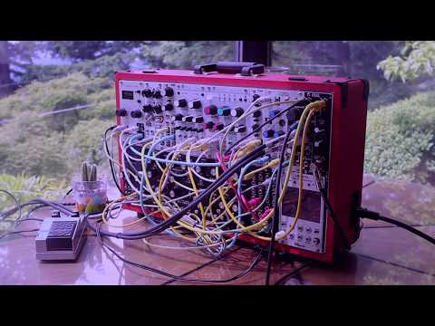 Modular Ambience - Ornament & Crime, Rings, Clouds, Telharmonic, & Mother 32