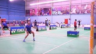 42ND Indian Masters National Badminton Championship Begin