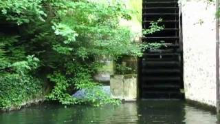 Griselles - Moulin des Aulnes - Et la roue tourne !