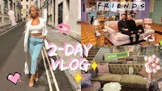 2 DAY VLOG! HOMESENSE, WEDDING DRESS SHOPPING + THE FRIENDS SET