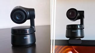 OBSBOT Tiny Full HD AI-Powered PTZ Webcam with Built-In Dual Microphones Review