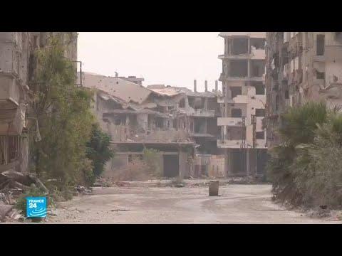عودة إلى داريا في الغوطة الشرقية بعد سنوات من الحرب السورية