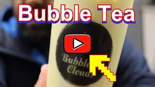 Bubble Tea From Bubbles and Clouds in Vaughan  The Family Fun Squad