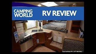 2017 Arctic Fox 811  | Truck Camper | Elegant Truffle - RV Review
