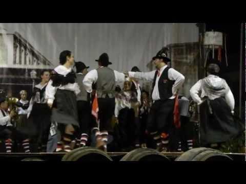 Posagnòt in Portogallo 2012 - Festival di Granja do Ulmeiro