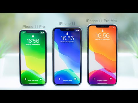 iPhone 11 vs 11 Pro vs 11 Pro Max | In-Depth Comparison & Review