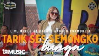 Tarik Sis Semongko I Anggun Pramudita - Bunga ( Official Music Video ANEKA SAFARI )