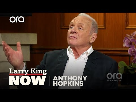 Anthony Hopkins on retirement, ageism, and death  Larry King Now  Ora.TV