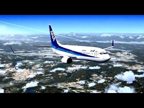 Vuelo 140 de All Nippon Airways (ANA) Distracción peligrosa (Reconstrucción))