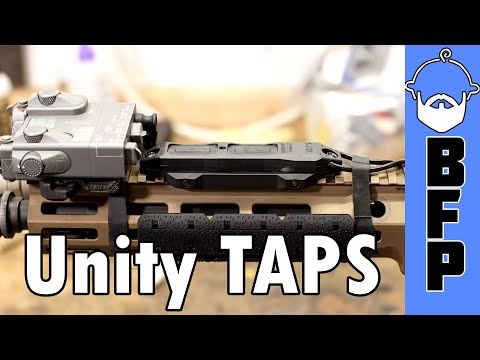 Unity Tactical TAPS Install