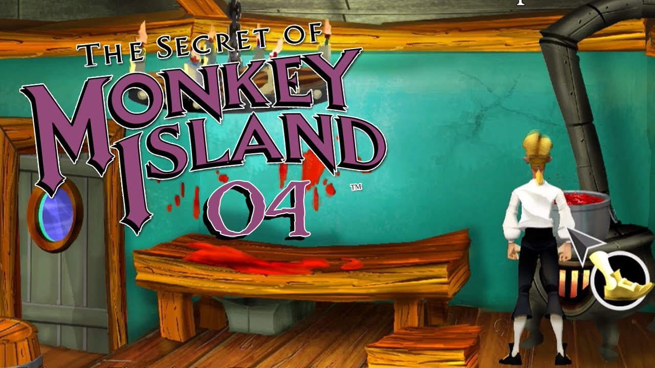 Monkey Island Küche Let S Play Monkey Island Special Edition 04 Ab In Die Küche