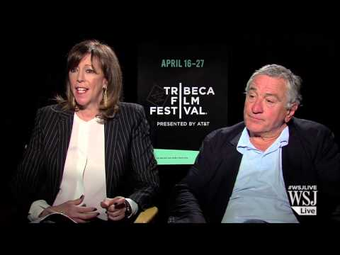 Robert De Niro and Jane Rosenthal Talk Film