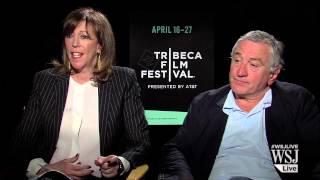 Robert De Niro and Jane Rosenthal Talk Film