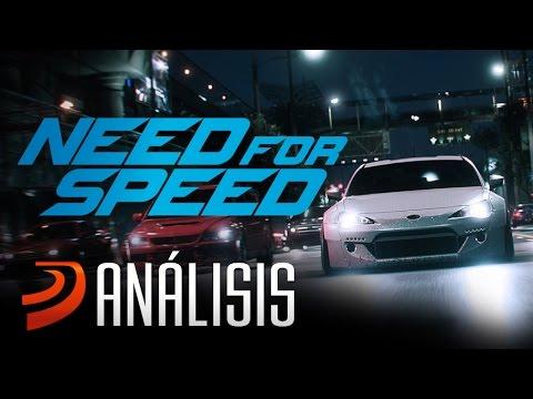 Need for Speed: Velocidad y prestigio callejero a análisis