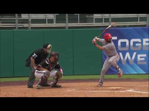 2016 Sun Belt Baseball Championship: UL Lafayette Vs Texas State Game 8 Highlights