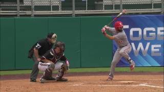 2016 Sun Belt Baseball Championship: UL Lafayette vs Texas State Game 8 Highlights