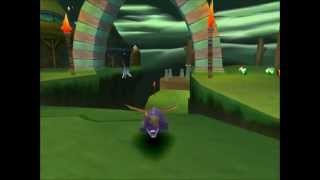 Spyro The Dragon 120%: Part 23 - Tree Tops