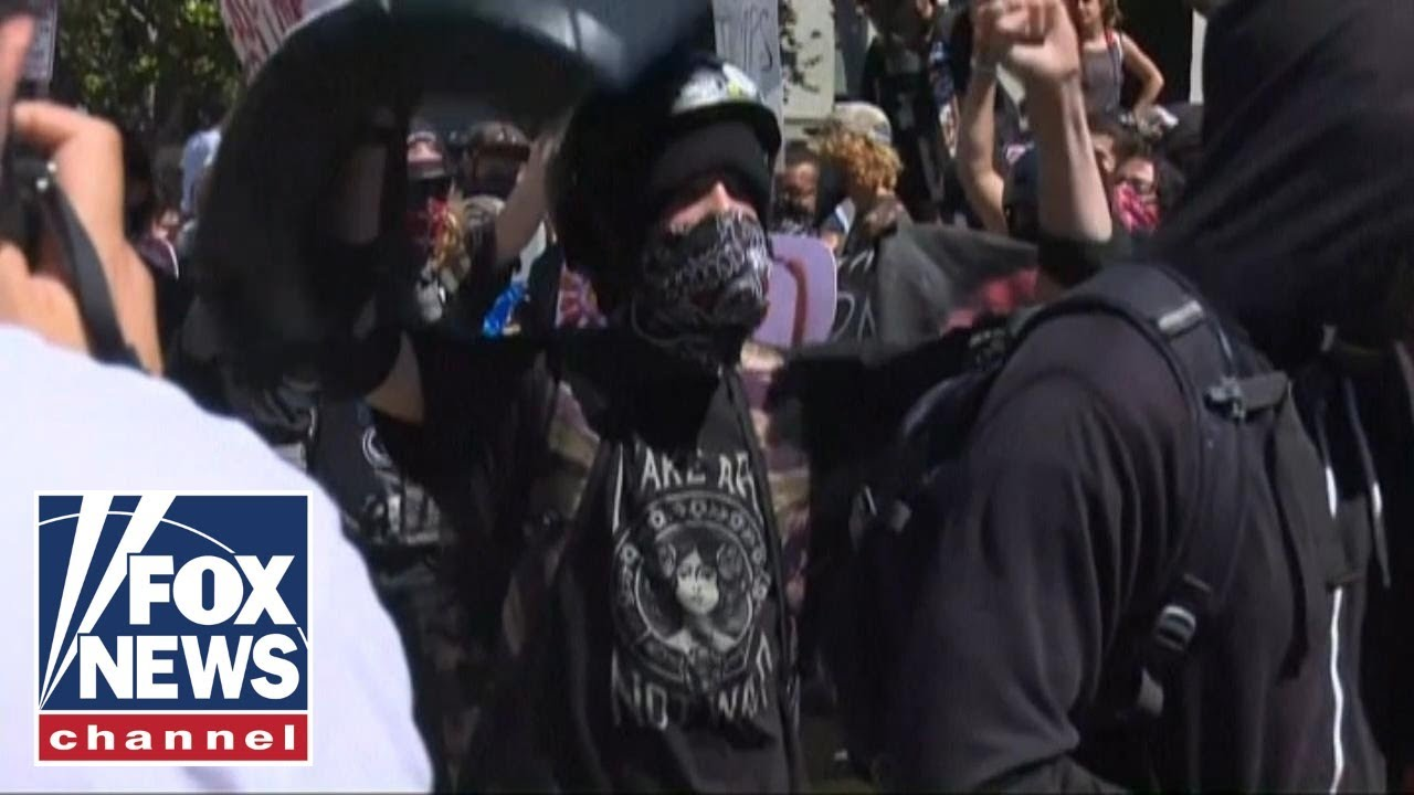 What Is Antifa? Trump Wants to Declare It a Terror Group