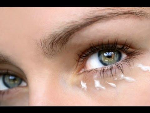 كريم طبيعي وروعة لمحيط العينين ** Une crème magnifique et naturelle pour le contour des yeux