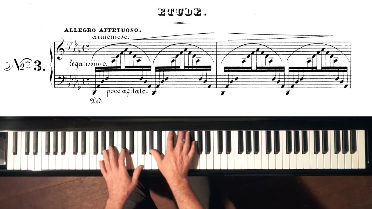 """Watch Franz Liszt's """"Un Sospiro"""" Played with the Mesmerizing """"Three-Hand Technique"""""""