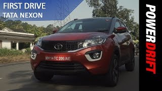 Tata Nexon :The car you've been waiting for?  : PowerDrift