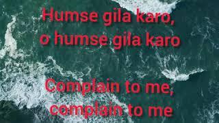 Hum Yaar Hai Tumhare Song Lyrics Translation