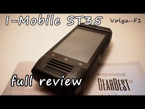 I-Mobile ST35 full review