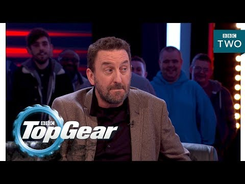 Lee Mack's surprising car collection - Top Gear - BBC Two