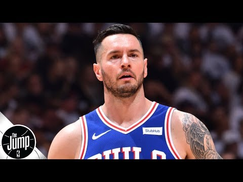 Brian Windhorst was shocked when the Pelicans signed JJ Redick  | The Jump