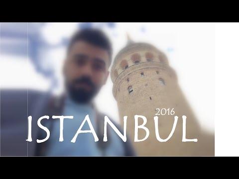 My trip to ISTANBUL | November 2016 رحلتي الى اسطنبول