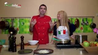 Паста Карбонара.Как правильно приготовить итальянскую пасту, паста по-итальянски, как варить, соус