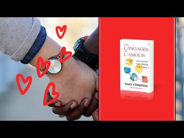Les langages de l'amour. Les actes qui disent ''je t'aime'' | #GrâceNo