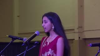 Video Diwali2017 - National Anthem by Shreya Nidadavolu download MP3, 3GP, MP4, WEBM, AVI, FLV Juli 2018