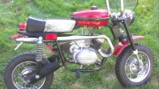 1972 Arctic Cat Prowler Minibike - New Cylinder & Head