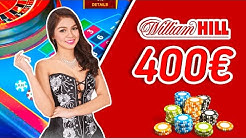 WilliamHill Online Casino French Roulette WIN STRATEGY