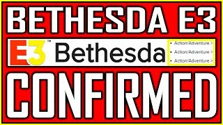 NEW Action/Adventure Game From BETHESDA At E3!