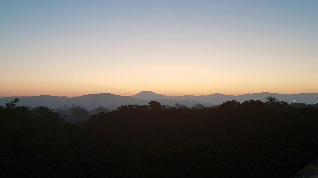 Sunset here :)