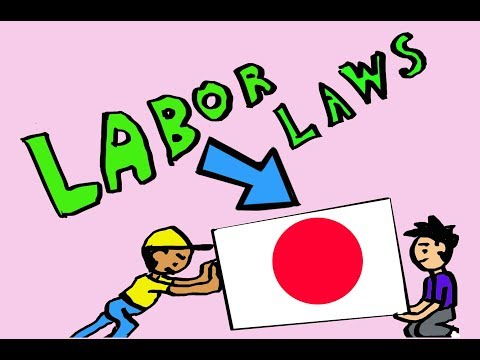 Labor Laws in Japan!! (What You Should Know)