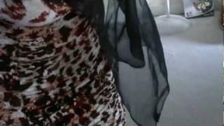 Victorias Secret cheetah print bra dress review. Thumbnail