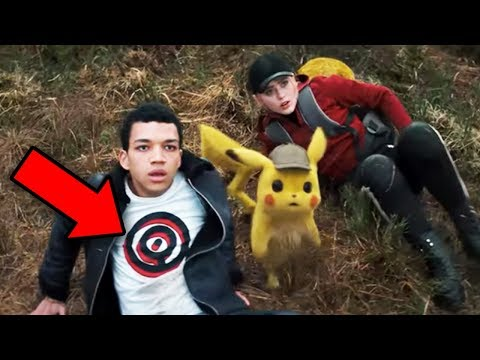Pokemon Detective Pikachu Full Movie Breakdown! Easter Eggs & Details You Missed!