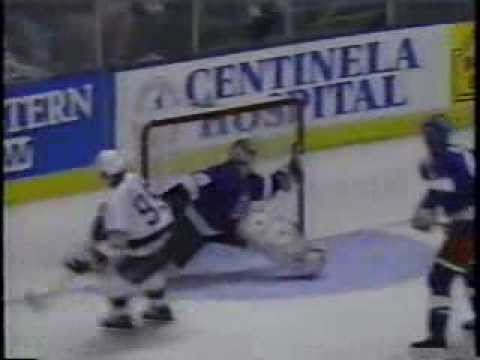 1995 4 1 Winnipeg Jets at Los Angeles Kings Zhamnov 5 Goals